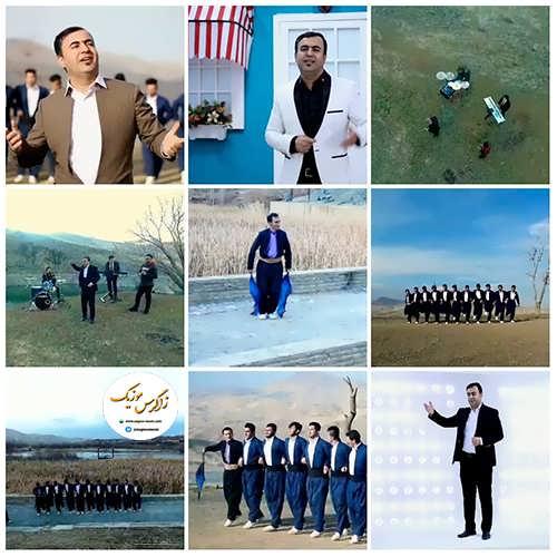 دانلود موزیک ویدئو جدید و زیبای بهمن علیخانی - خرنگه
